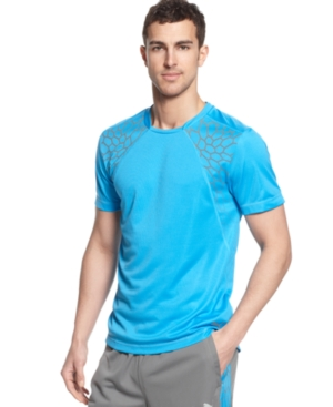 Puma dryCELL TShirt Web Training Short Sleeve Tee