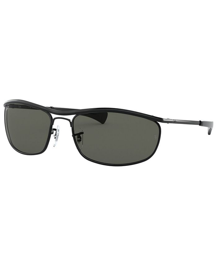 Ray-Ban - OLYMPIAN I DELUXE Polarized Sunglasses, RB3119M 62