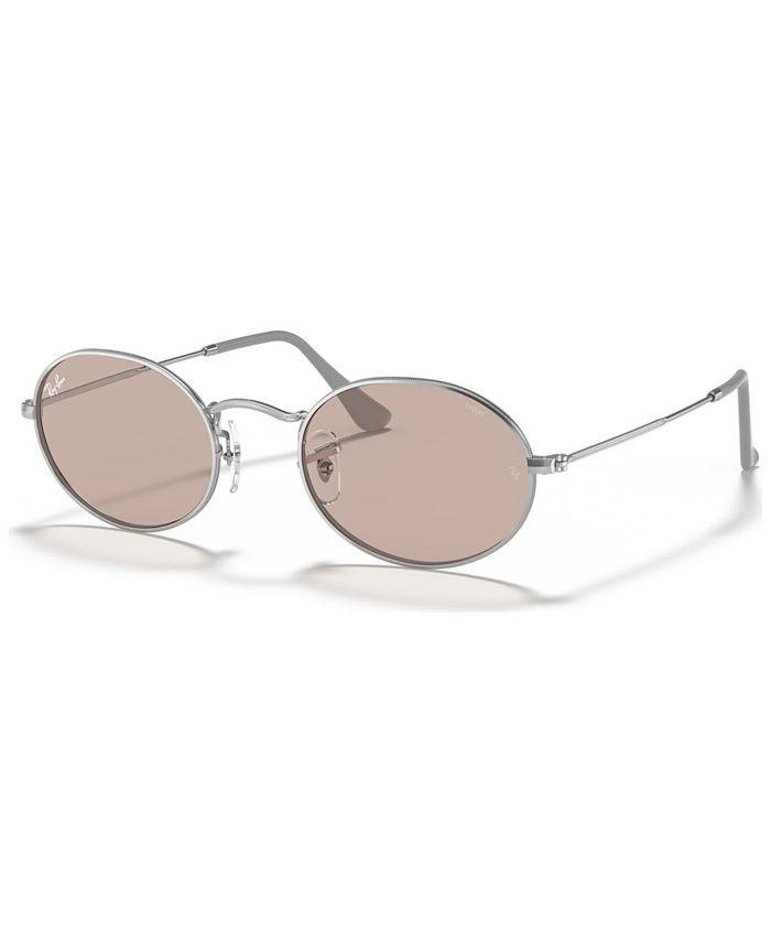 Ray-Ban - OVAL Sunglasses, RB3547 51