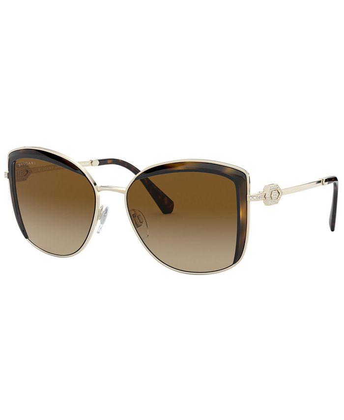 BVLGARI - Women's Polarized Sunglasses