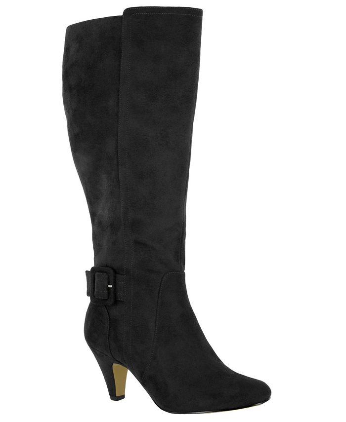 Bella Vita - Troy II Wide Calf Tall Dress Boots