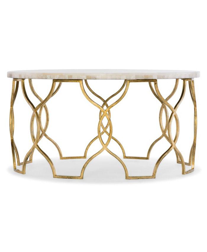 Hooker Furniture - Melange Corrina Cocktail Table
