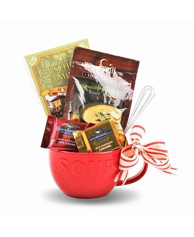 Alder Creek Gift Baskets Warm Soup Gift