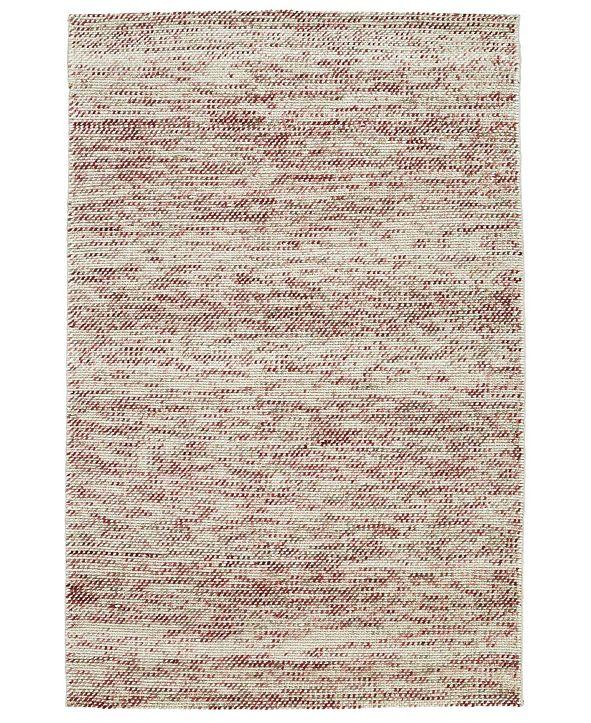 Kaleen Cord CRD01-58 Rose 2' x 3' Area Rug