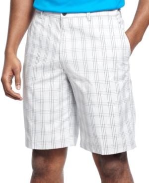 Champions Tour Golf Shorts Plaid Golf Shorts