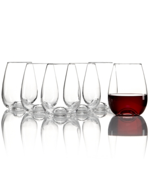 Stemless wine glasses - Lenox stemless red wine glasses ...