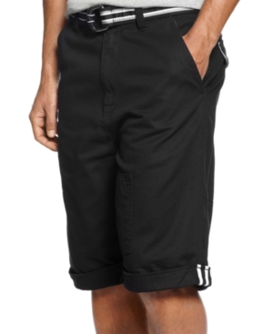Rocawear Shorts Volume Belted Shorts