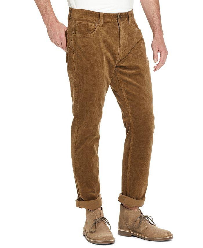 Weatherproof Vintage - Men's Stretch Corduroy Pants