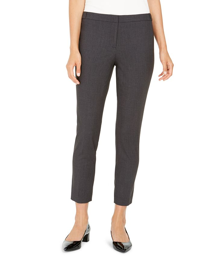 Calvin Klein - Petite Cropped Skinny Pants