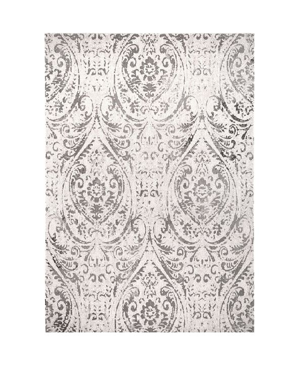 Nicole Miller  Patio Sofia Juniper Ivory Area Rug Collection