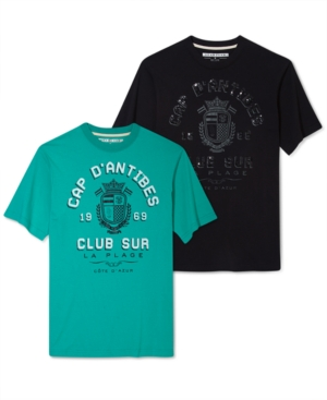 Sean John Shirt Beach Club TShirt