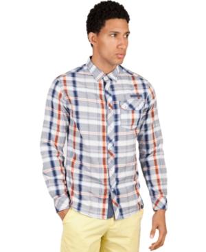Marc Ecko Cut  Sew Shirts Long Sleeve The Roxy Shirt