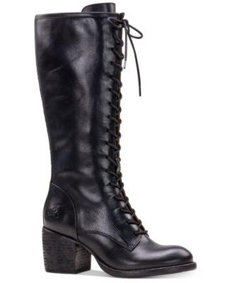 Patricia Nash Siciliana Lace-Up Boots