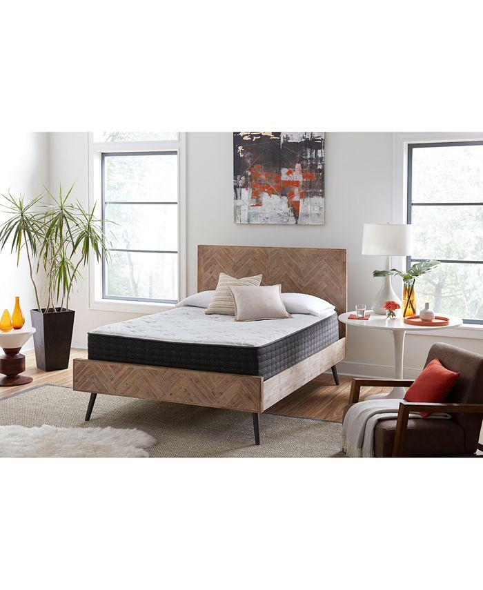 """King Koil - iMattress Kaleb Hybrid Supreme 12"""" Plush Bed in the Box- Twin"""