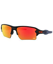 Oakley NFL Collection Sunglasses, Denver Broncos OO9188 59 FLAK 2.0 XL