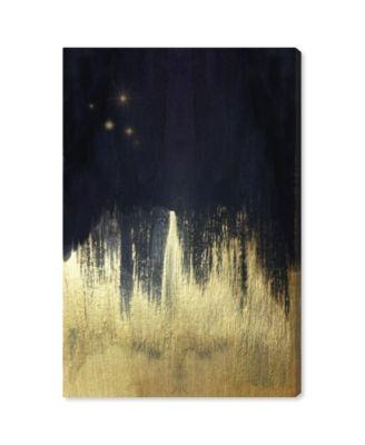 Starry Night Canvas Art, 10