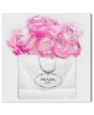 Shopping for Peonies Canvas Art, 16