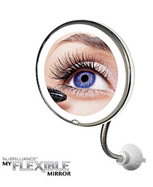 My Flexible Mirror - Ultra Flexible LED Illuminated Mirror