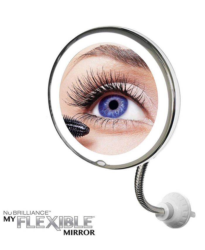 NuBrilliance - My Flexible Mirror - Ultra Flexible LED Illuminated Mirror