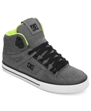 DC Shoes Spartan HI WC TX SE Sneakers Mens Shoes