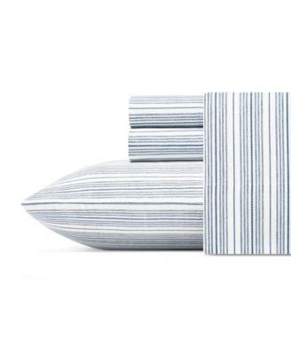Beaux Stripe Twin Sheet Set