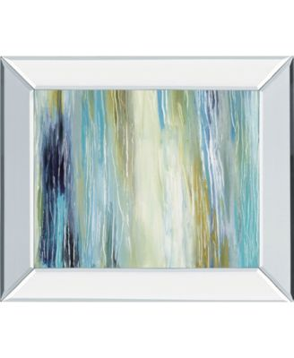 "Don't You Wish I by Wani Pasion Mirror Framed Print Wall Art, 22"" x 26"""