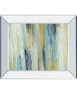 "Don't You Wish II by Wani Pasion Mirror Framed Print Wall Art, 22"" x 26"""