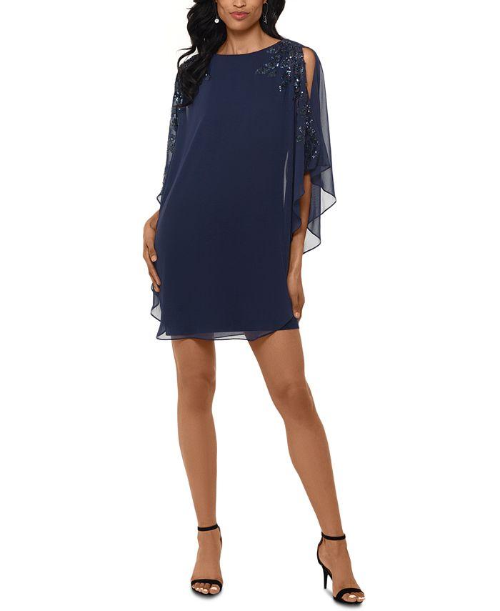 XSCAPE - Overlay Dress