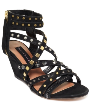 STEVEN by Steve Madden Shoes Soulfil Wedge Sandals Womens Shoes
