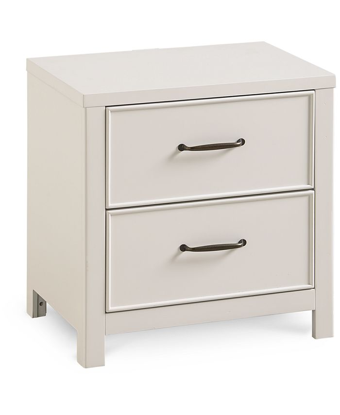 Furniture - Ashford Cinnamon USB Nightstand