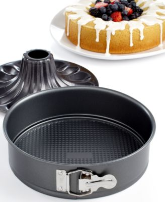Nordic Ware Fancy Bundt Springform Pan