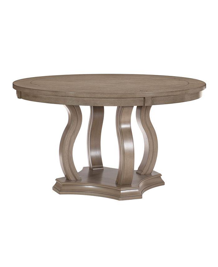 Furniture - Benwick Dining Round Table