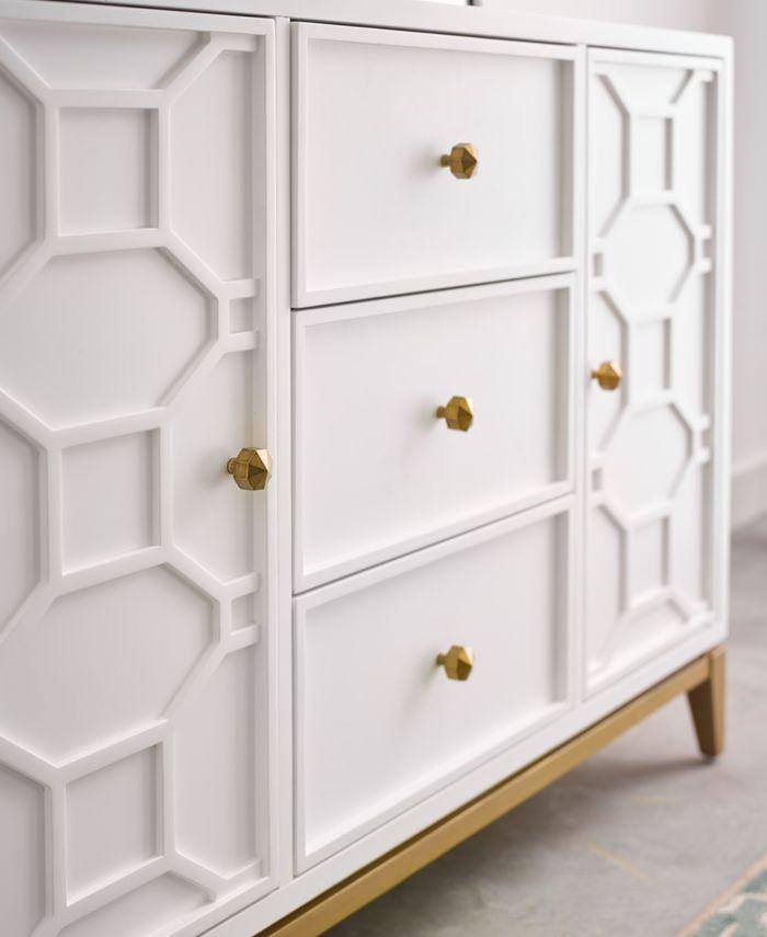 Furniture Chelsea Credenza & Reviews - Furniture - Macy's