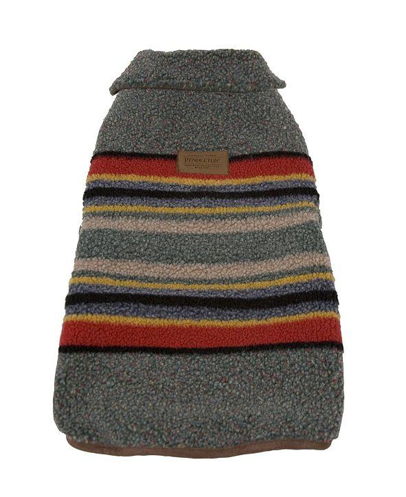 Pendleton Yakima Camp Dog Coat, Small