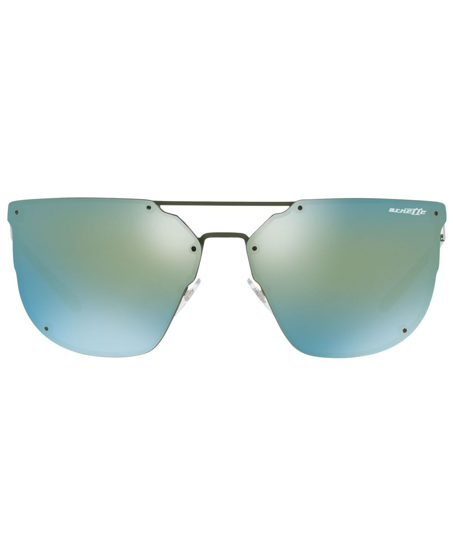 Arnette Men's Hundo Sunglasses, AN3073 & Reviews - Sunglasses by Sunglass Hut - Men - Macy's