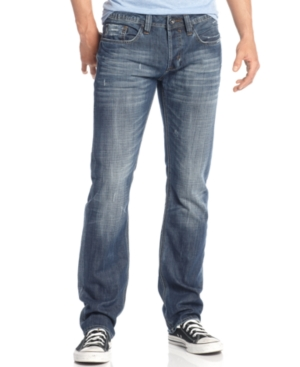Buffalo David Bitton Jeans, Evan Basic Slim Leg Jeans
