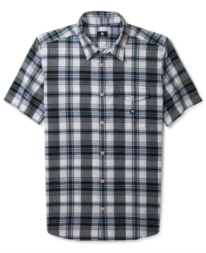 DC Shoes Shirt Dignan Short Sleeve Shirt