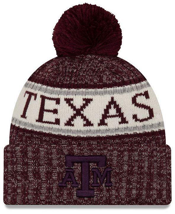 New Era Texas A&M Aggies Sport Knit Hat