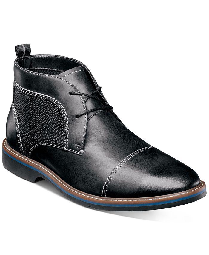 Nunn Bush - Men's Pasadena Cap-Toe Chukka Boots