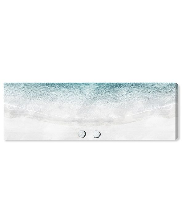 """Oliver Gal The Beachto Ourselves Canvas Art, 60"""" x 20"""""""
