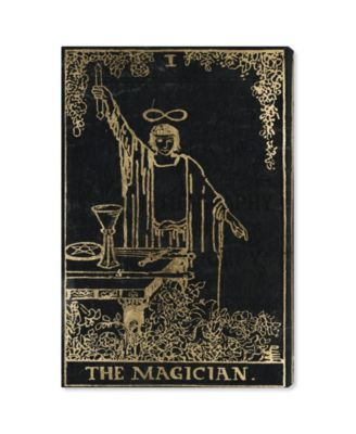 The Magician Tarot Canvas Art, 16
