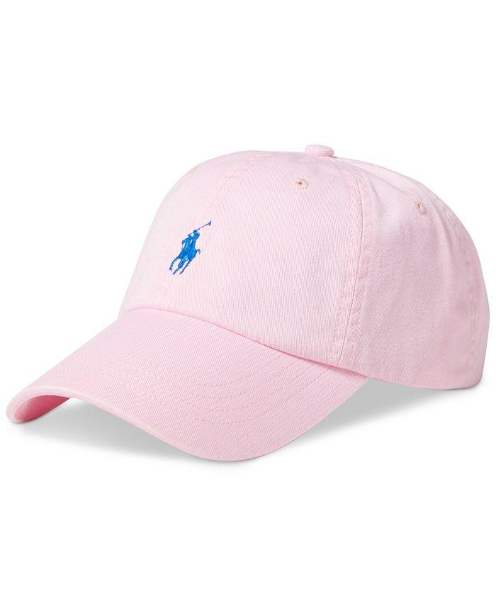 Polo Ralph Lauren - Men's Cotton Chino Baseball Cap