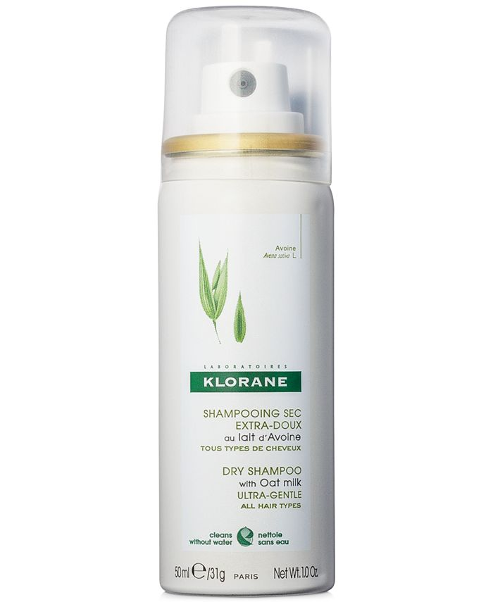 Klorane - Dry Shampoo With Oat Milk, 1-oz.