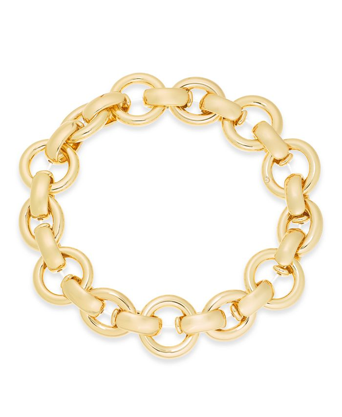 Alfani - Large Link Stretch Bracelet