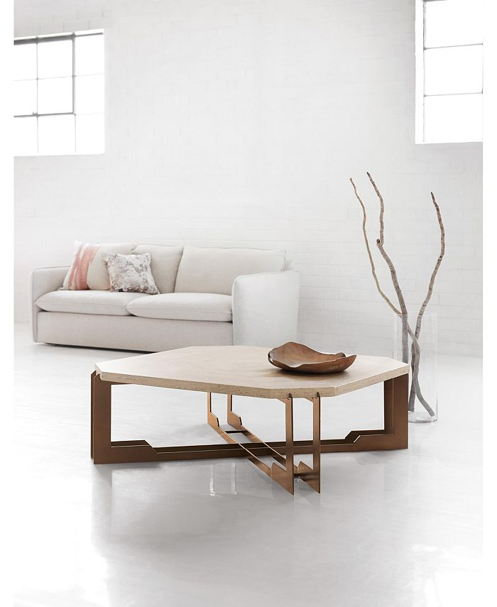 Hooker Furniture - Melange Eastover Cocktail Table