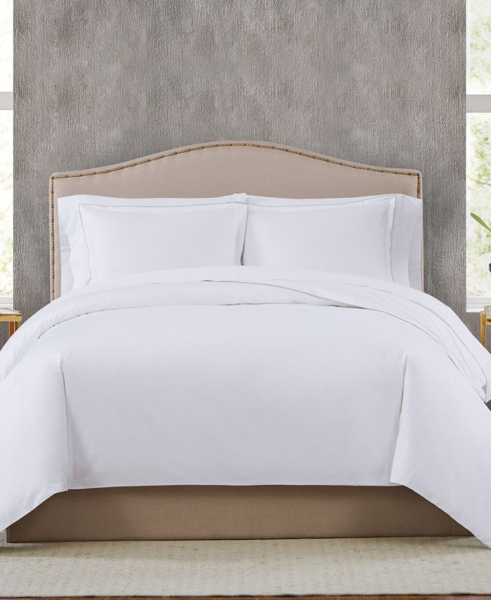 Charisma - 400TC Percale Cotton King Duvet Set