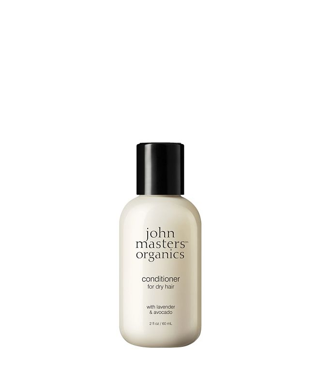 John Masters Organics Conditioner for Dry Hair with Lavender Avocado- 2 fl. oz.