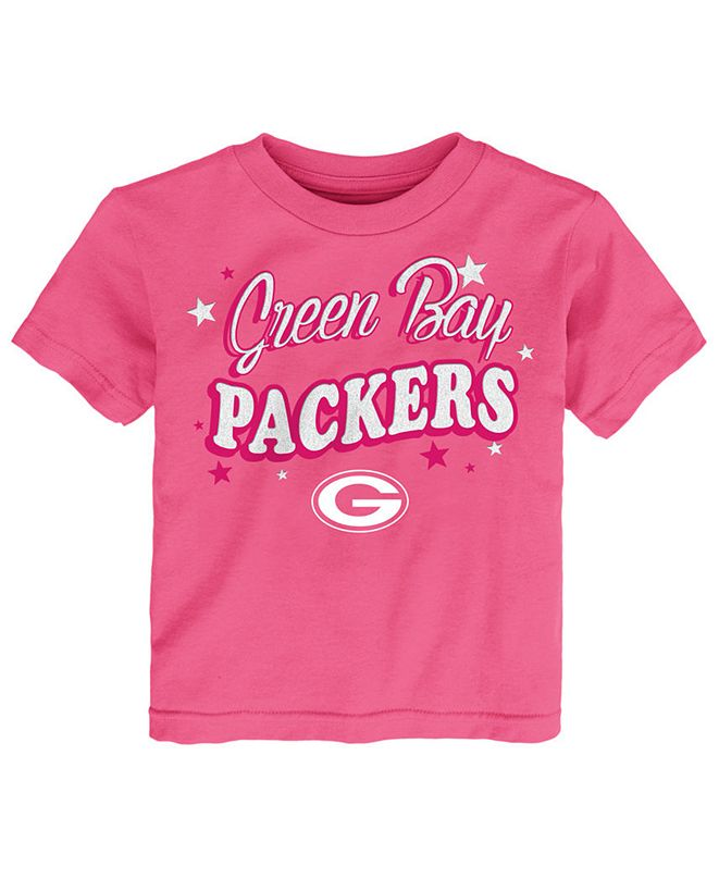 Outerstuff Toddlers Green Bay Packers My Team T-Shirt