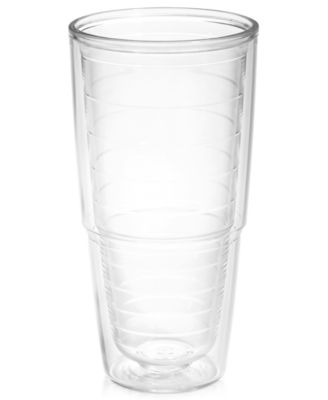 Tervis Tumbler Drinkware, Big T 24 oz. Clear Tumbler