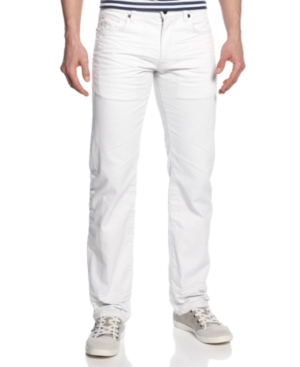 Rocawear Jeans Navigator White Wash Jeans